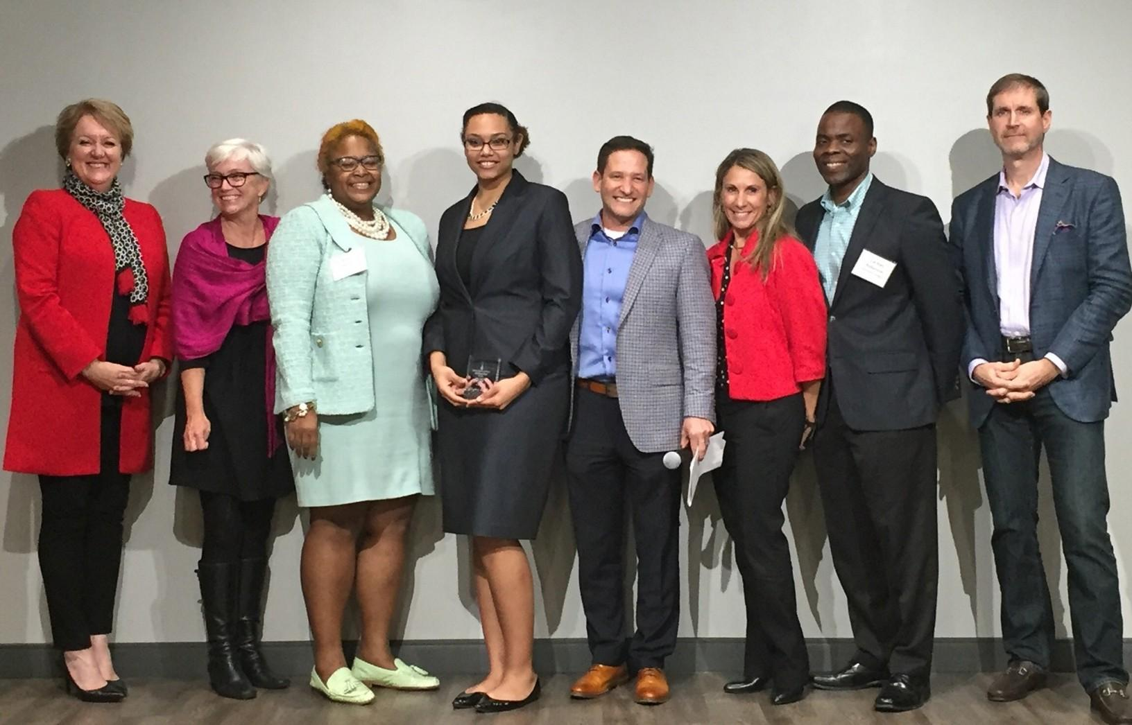 """Courageous Heart: UNF Student took on the Stage for """"Embedded Within"""" mentoring program"""