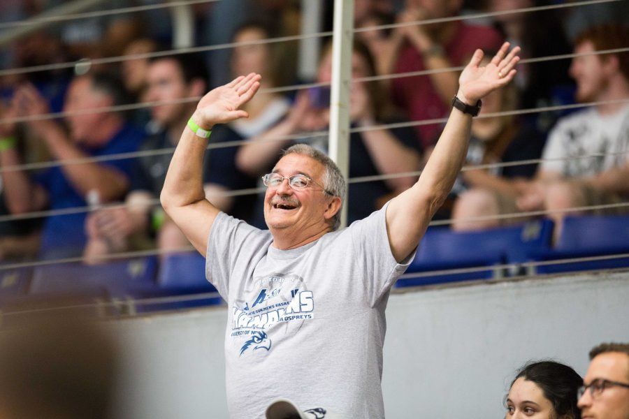 We're just as excited as this guy, Photo by Connor Spielmaker
