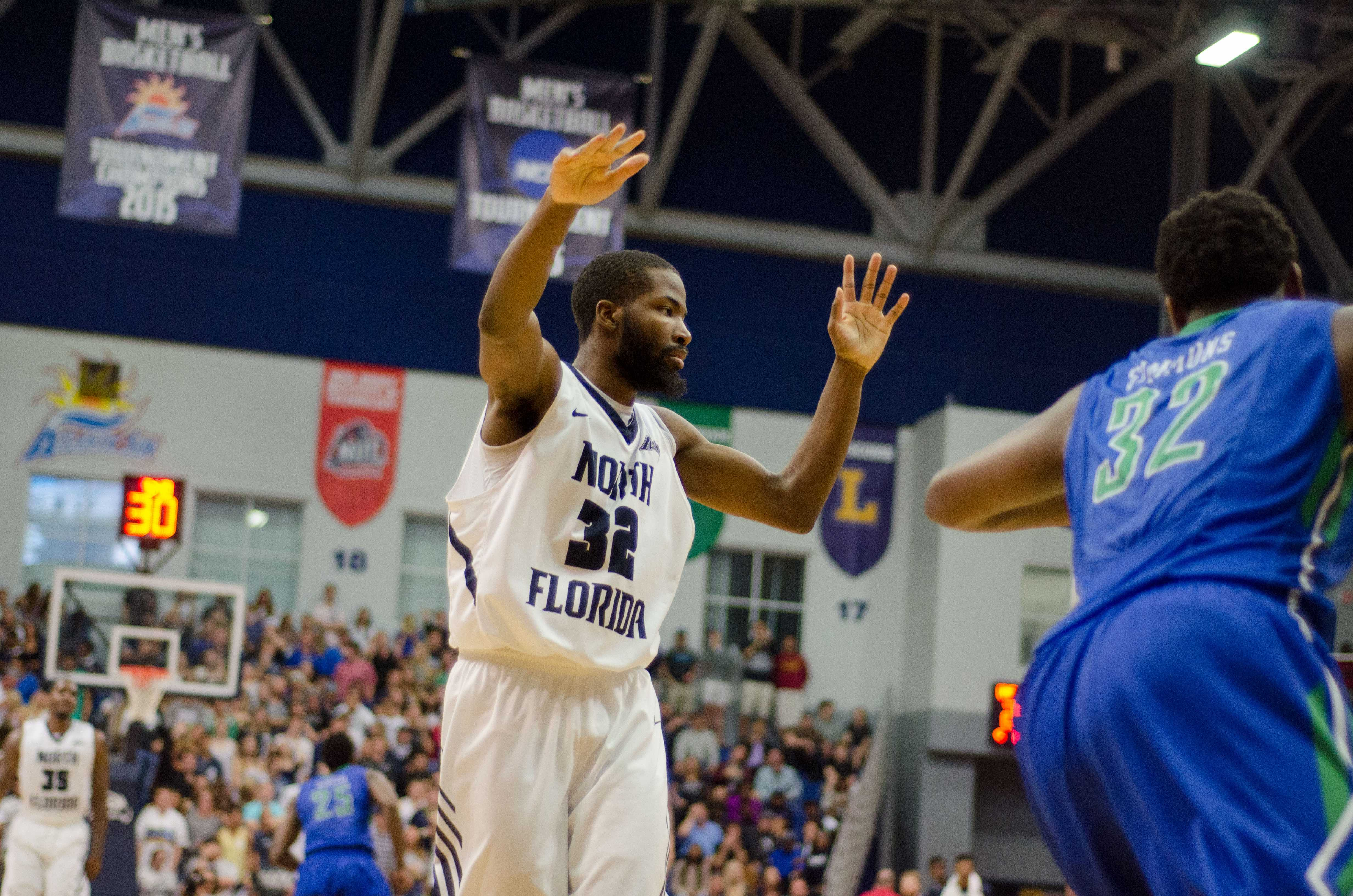 Ospreys face Gators in opening round of NIT