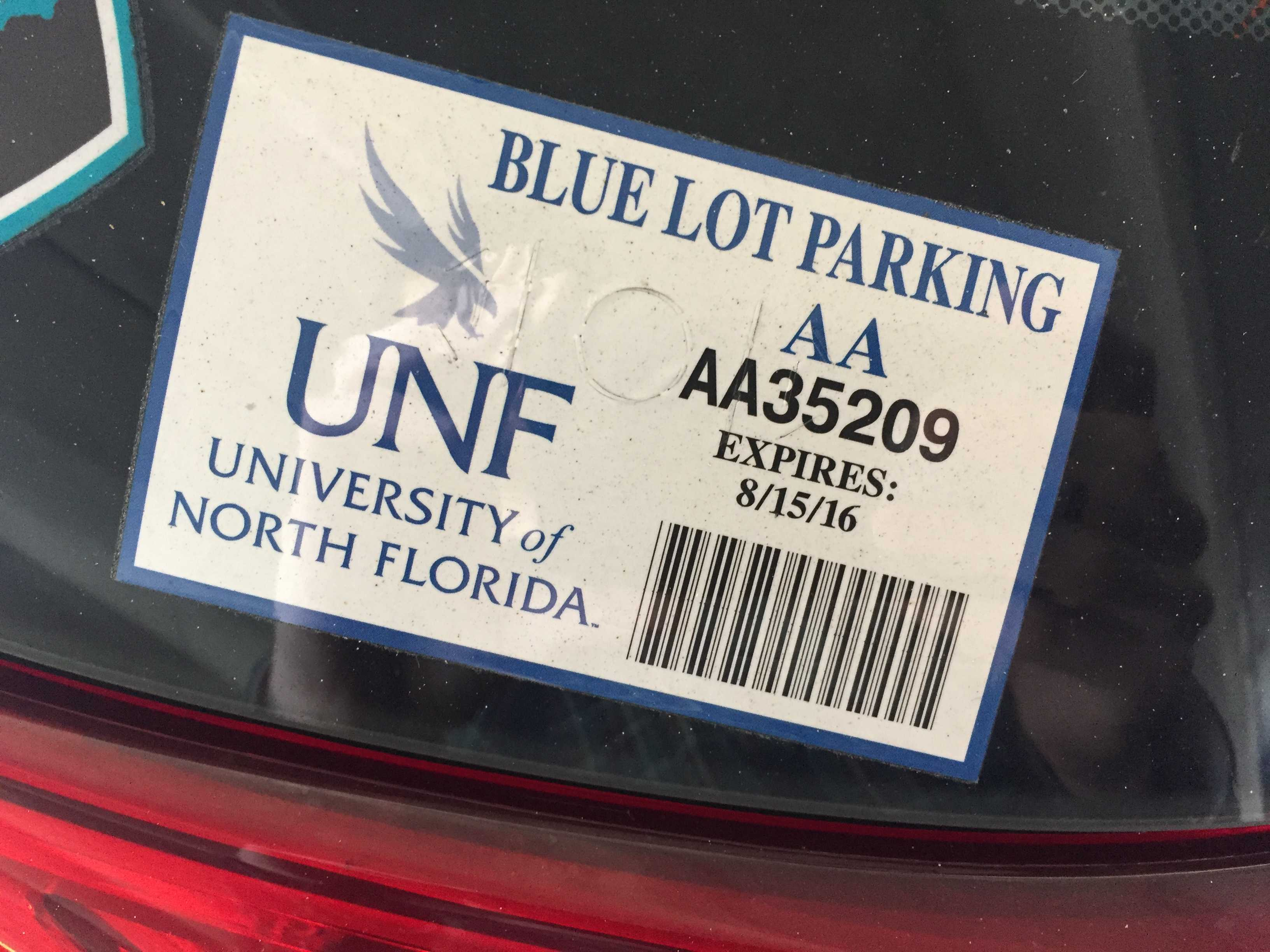 Blue and faculty permits sold out