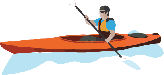 Get your paddles with summer kayaking lessons