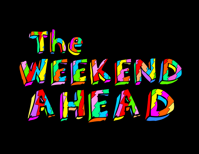 The Weekend Ahead: July 14-17