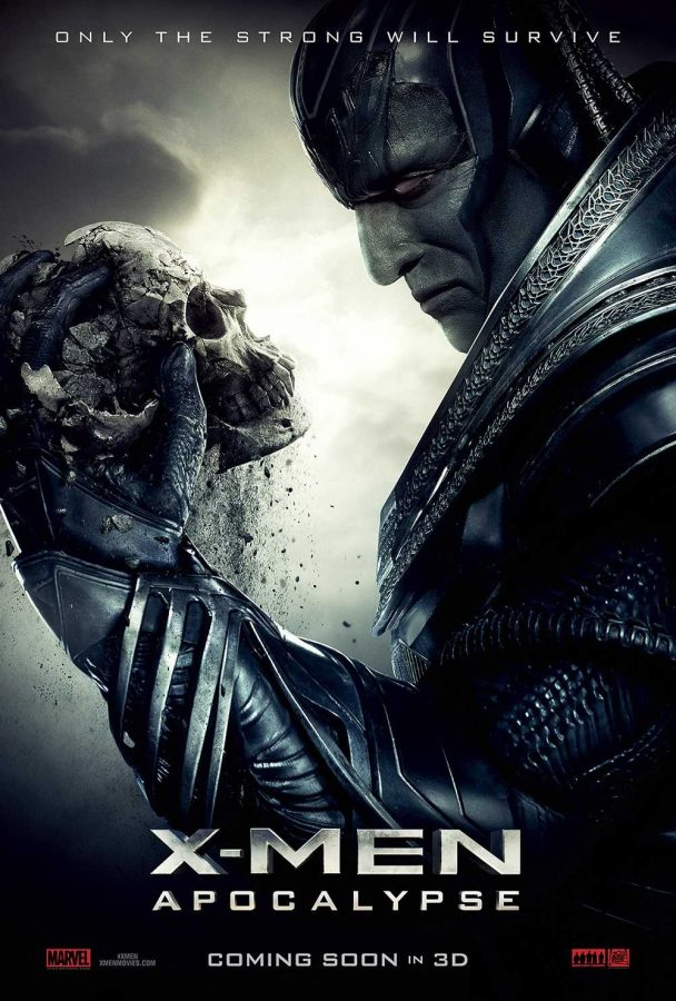 Now Playing: X-Men: Apocalypse is a waste of time, talent and your money