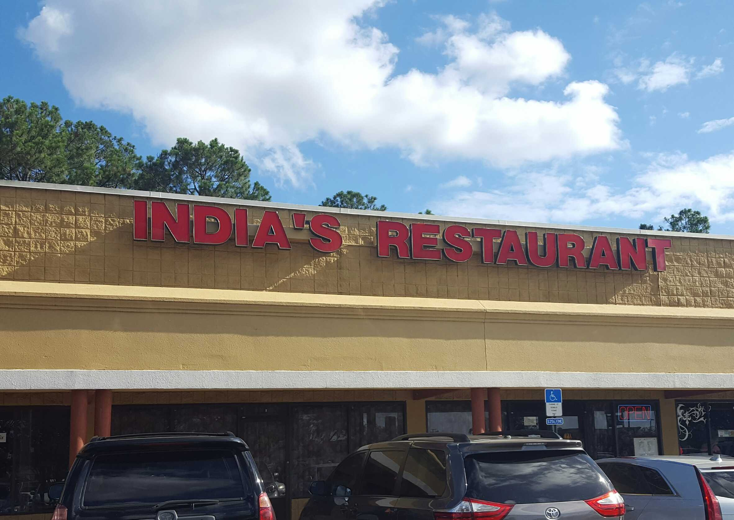 Local Eatery of the Week: India's Restaurant
