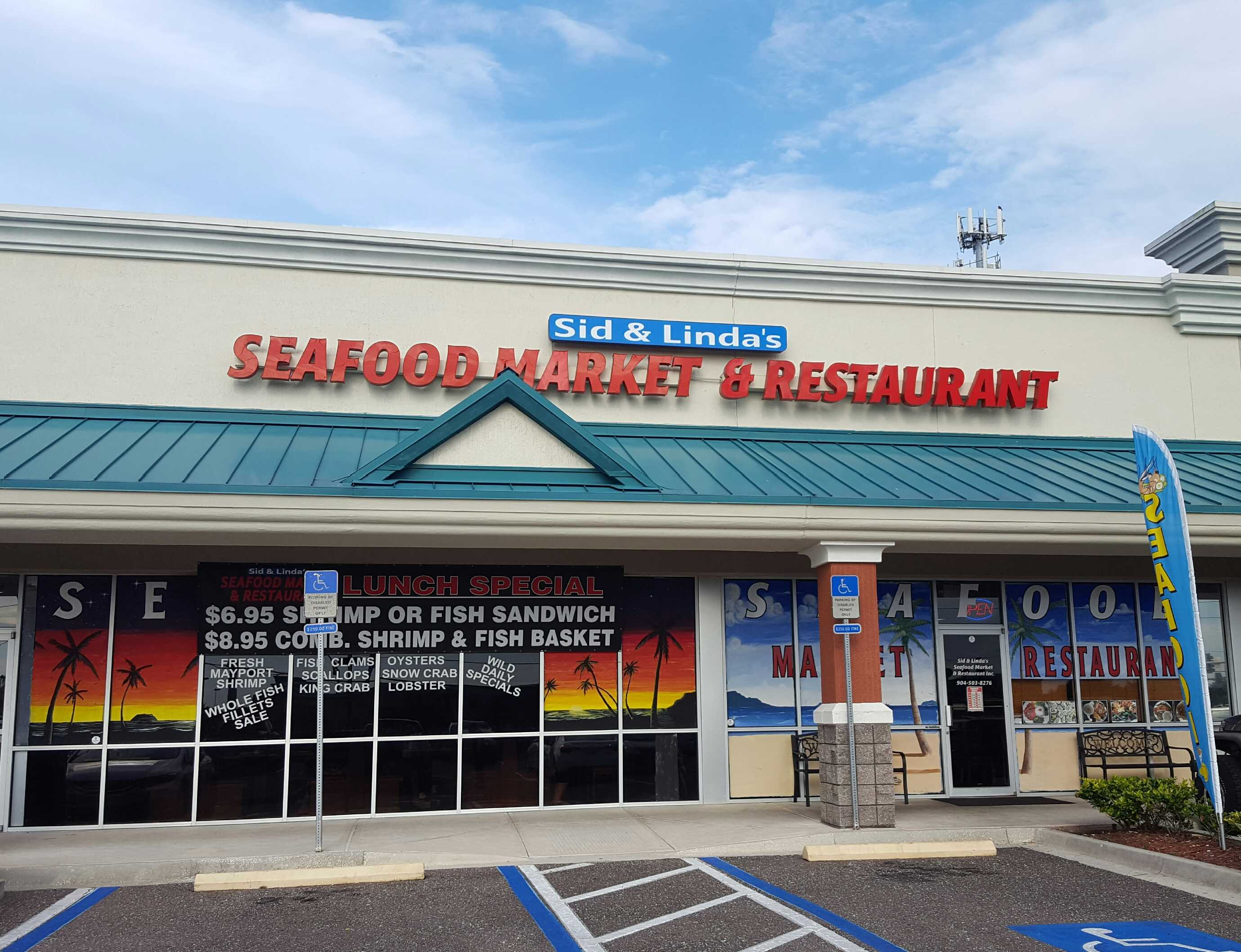 Local Eatery of the Week: Sid and Linda's Seafood Market and Restaurant
