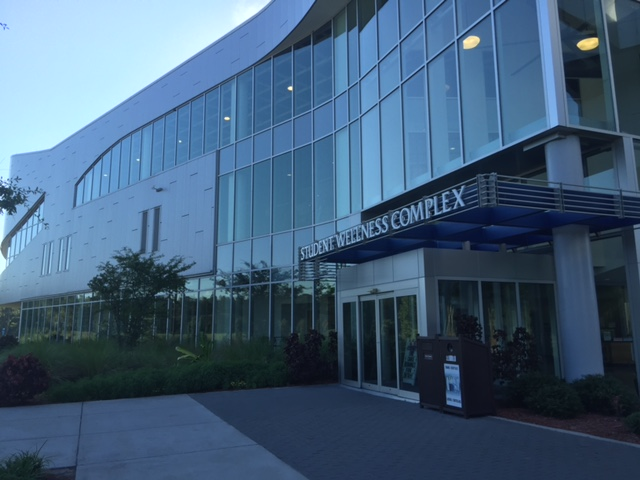 Student Wellness Complex booms in use since its opening