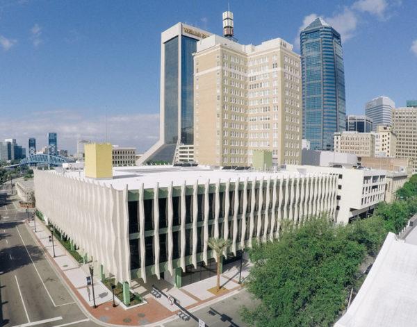 Jesse Ball DuPont Center. Photo Courtesy of Audrey Carpenter