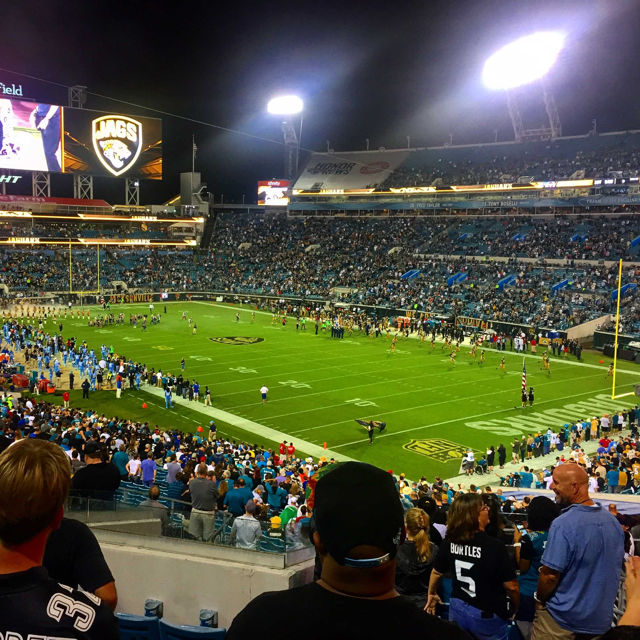 Jaguars Season Tickets On Sale For Students In Early Fall Semester