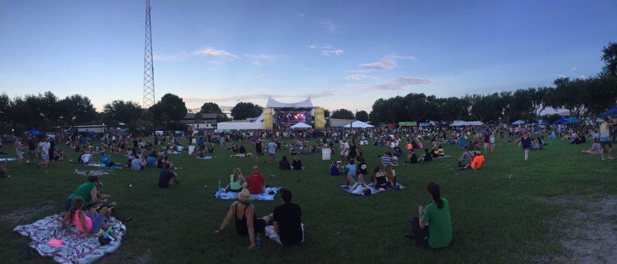 Connection Fest hangs out in Metropolitan Park