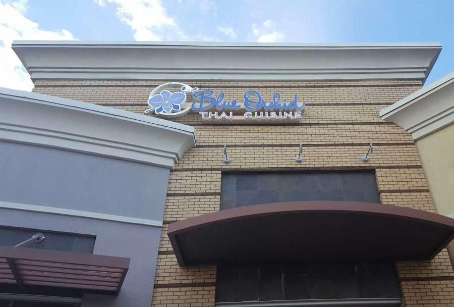 Local Eatery of the Week: The Blue Orchid Thai Restaurant