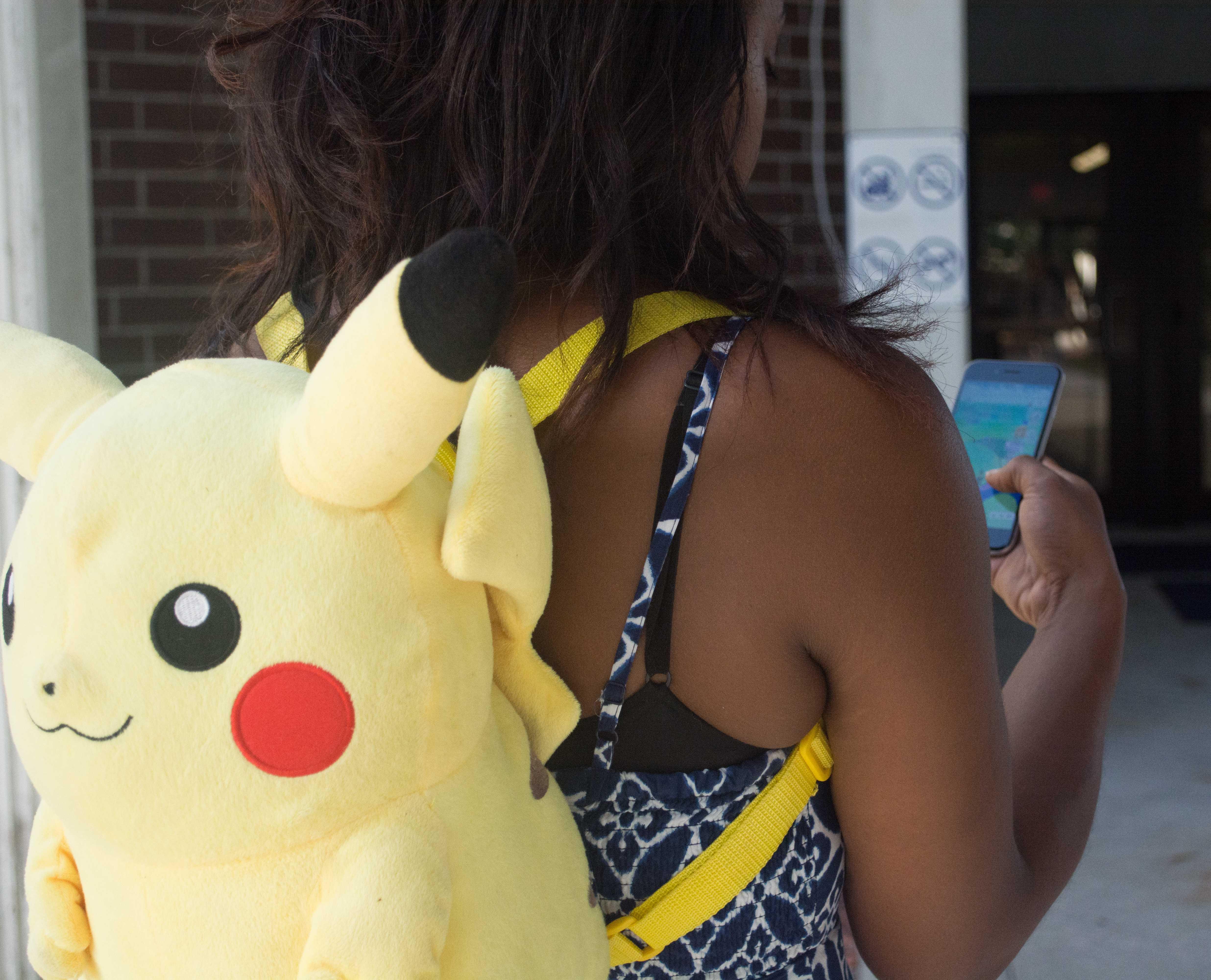 Pokemon Go Tournament — in photos
