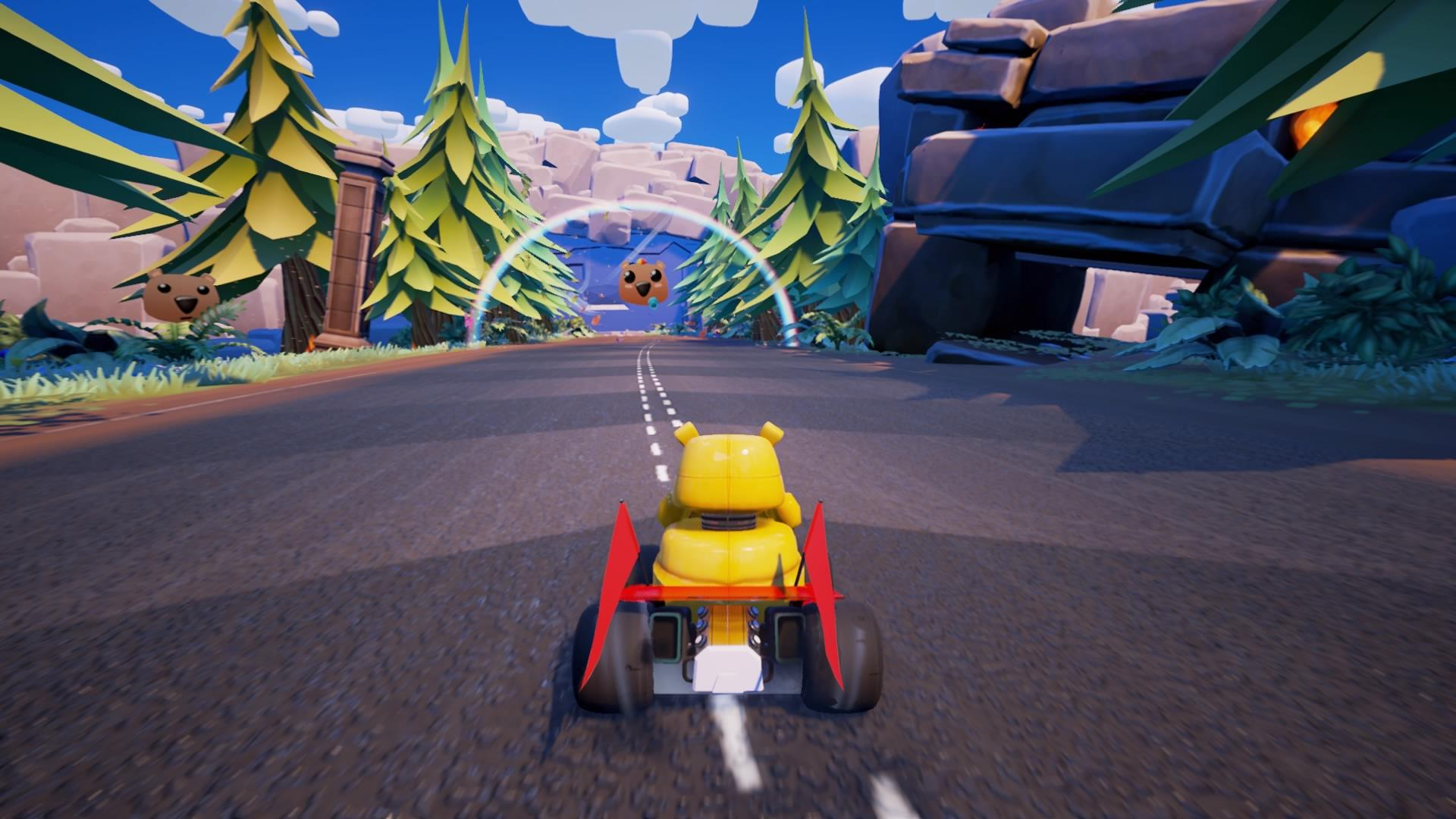 Bears Can't Drift!? is pawsibly the best karting game on PS4