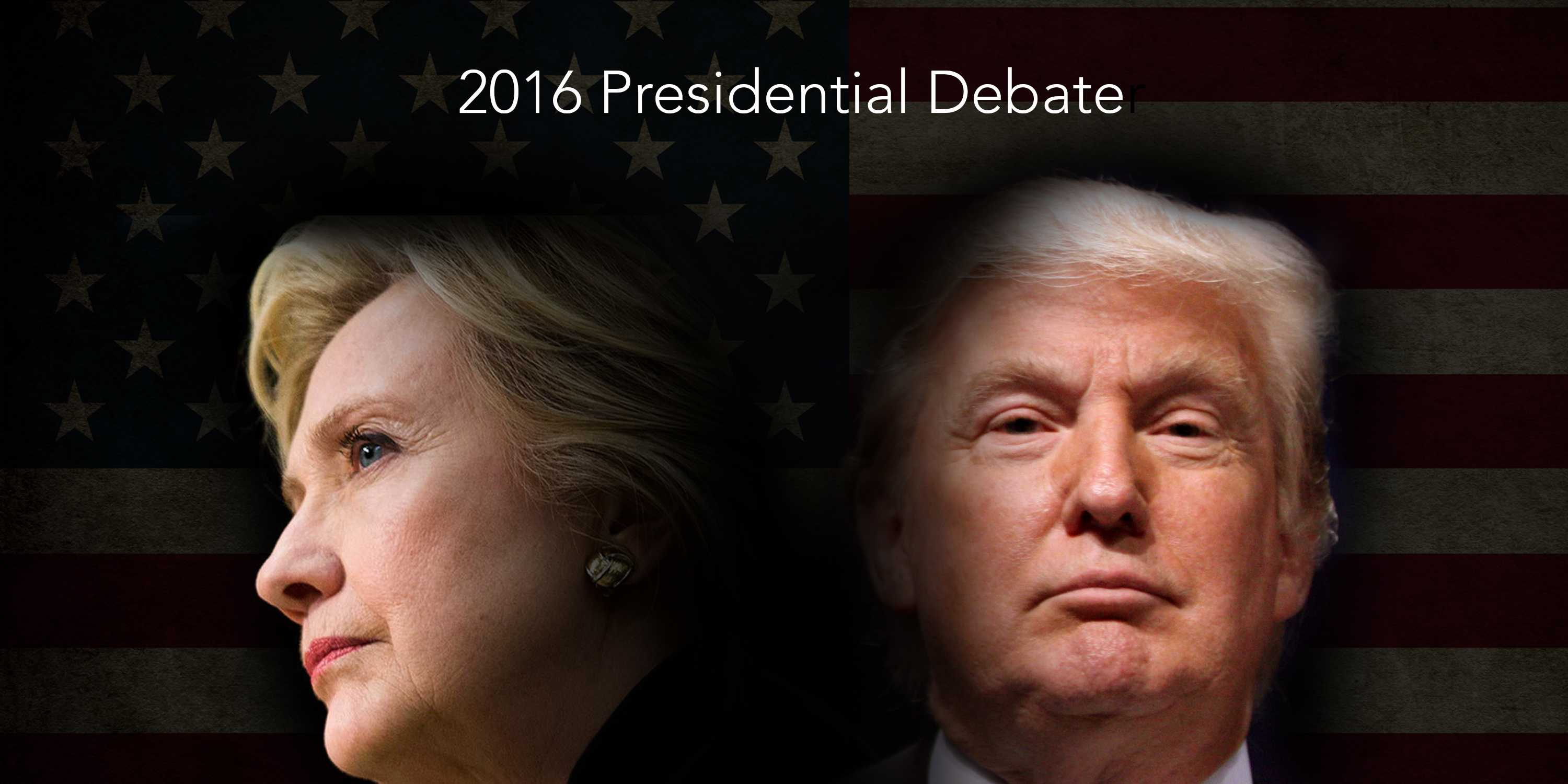 Debate Recap: Candidates come out swinging, admit some respect for each other