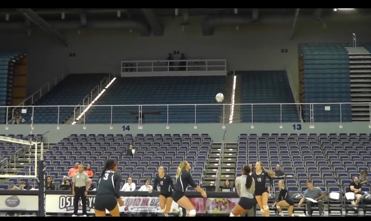Volleyball Opens Home Play