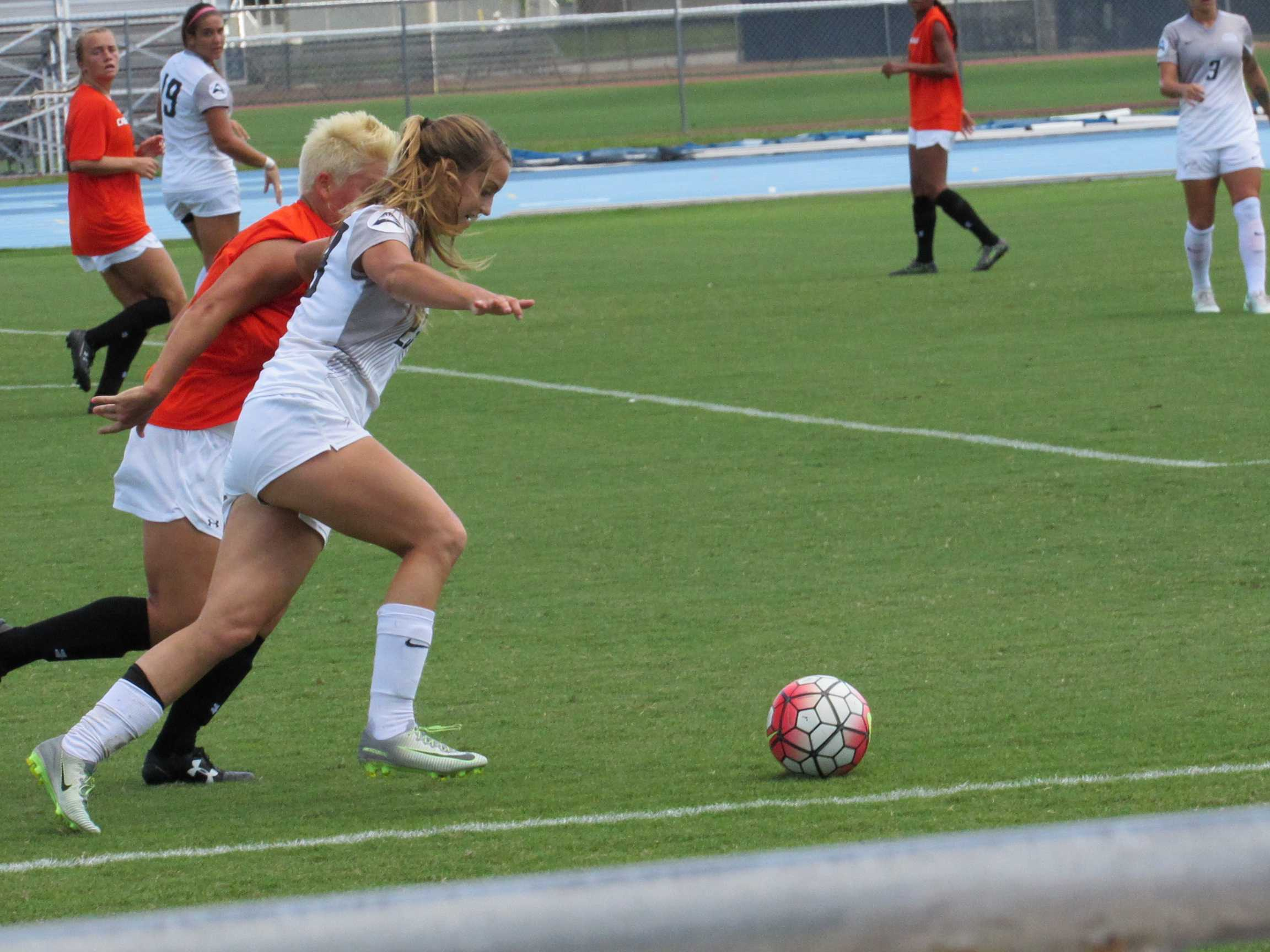 Ospreys win in overtime with a header