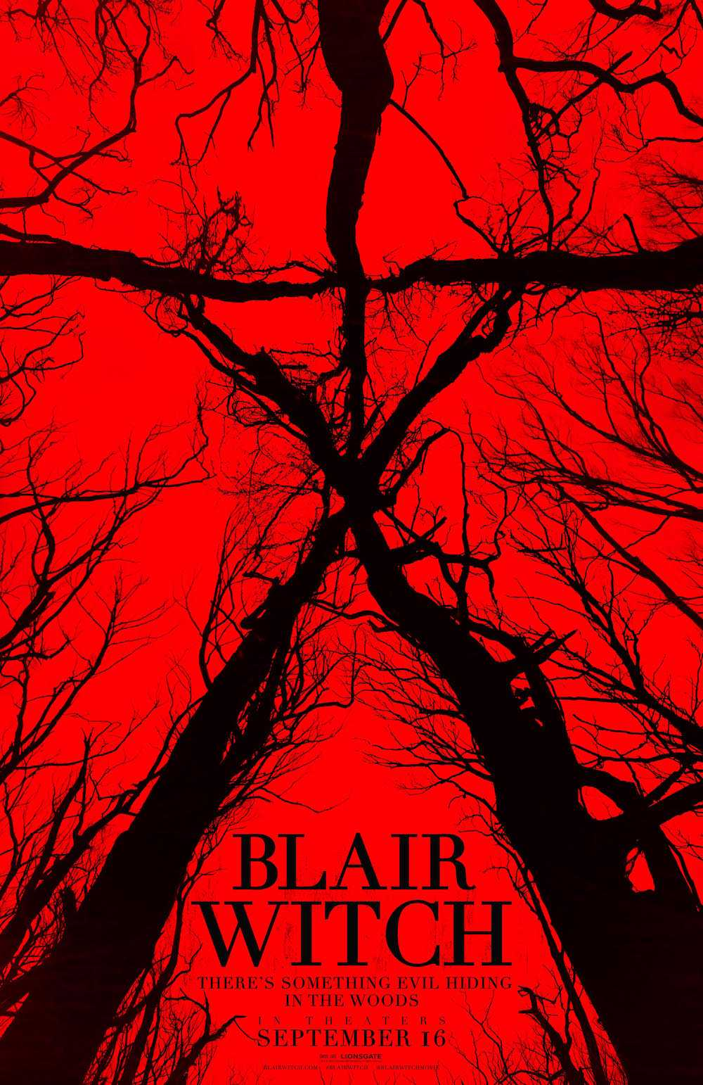 """""""Blair Witch"""" is the rare horror sequel that maintains the tone and quality of the original while also bringing new scares. Photo courtesy of Lionsgate."""