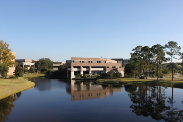 UNF Coggin Business College. Courtesy of Google