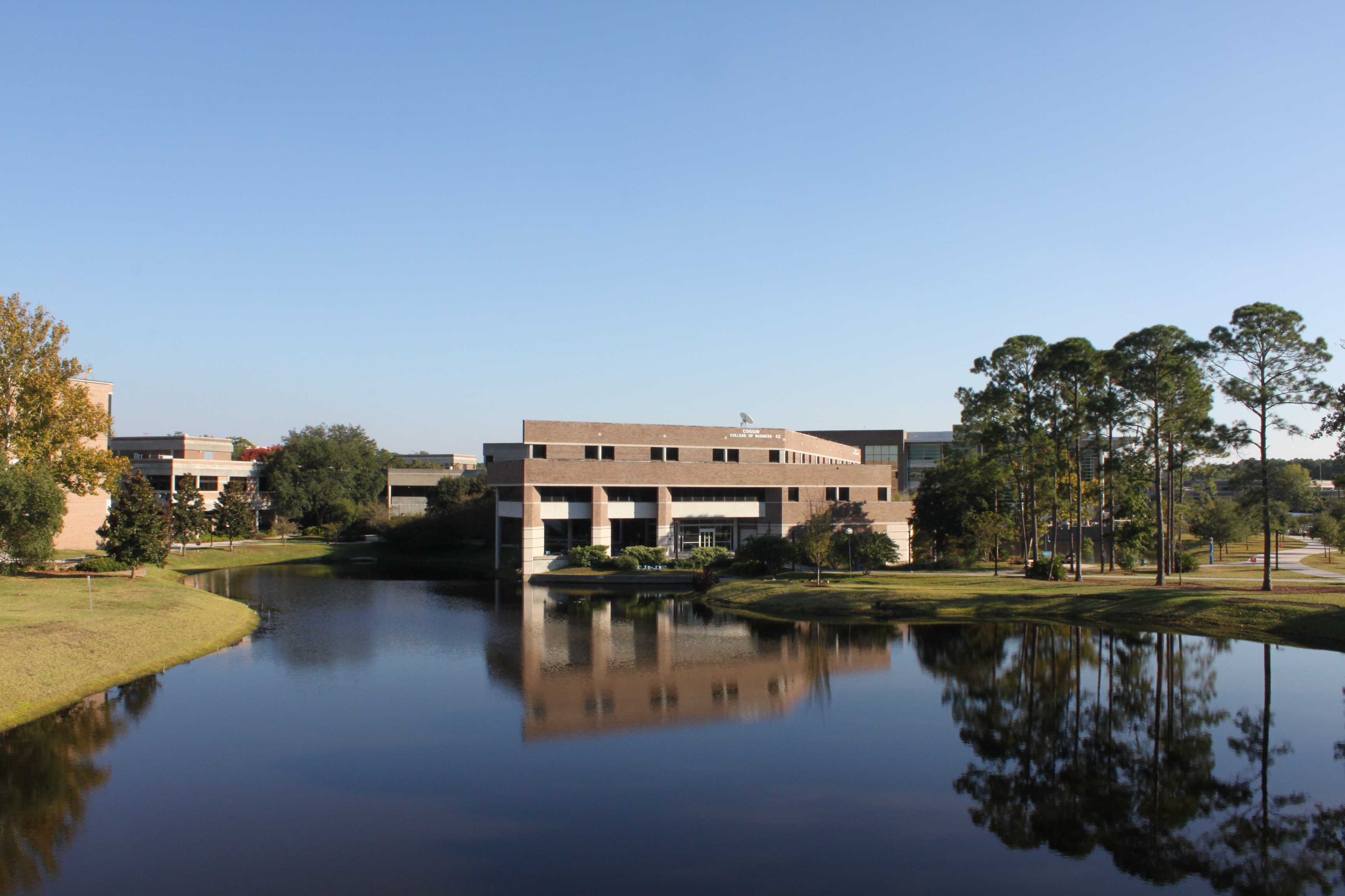 UNF Coggin College of Business. Courtesy of Google