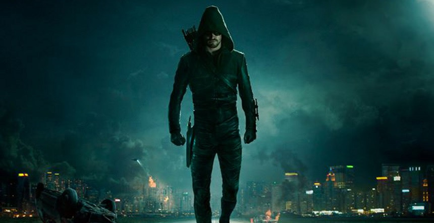 Green Arrow. <i>Courtesy of Flickr</i>