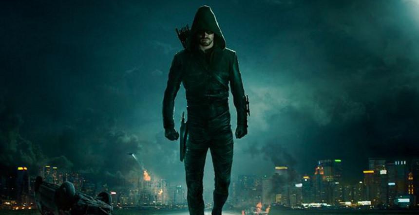 Green Arrow. Courtesy of Flickr