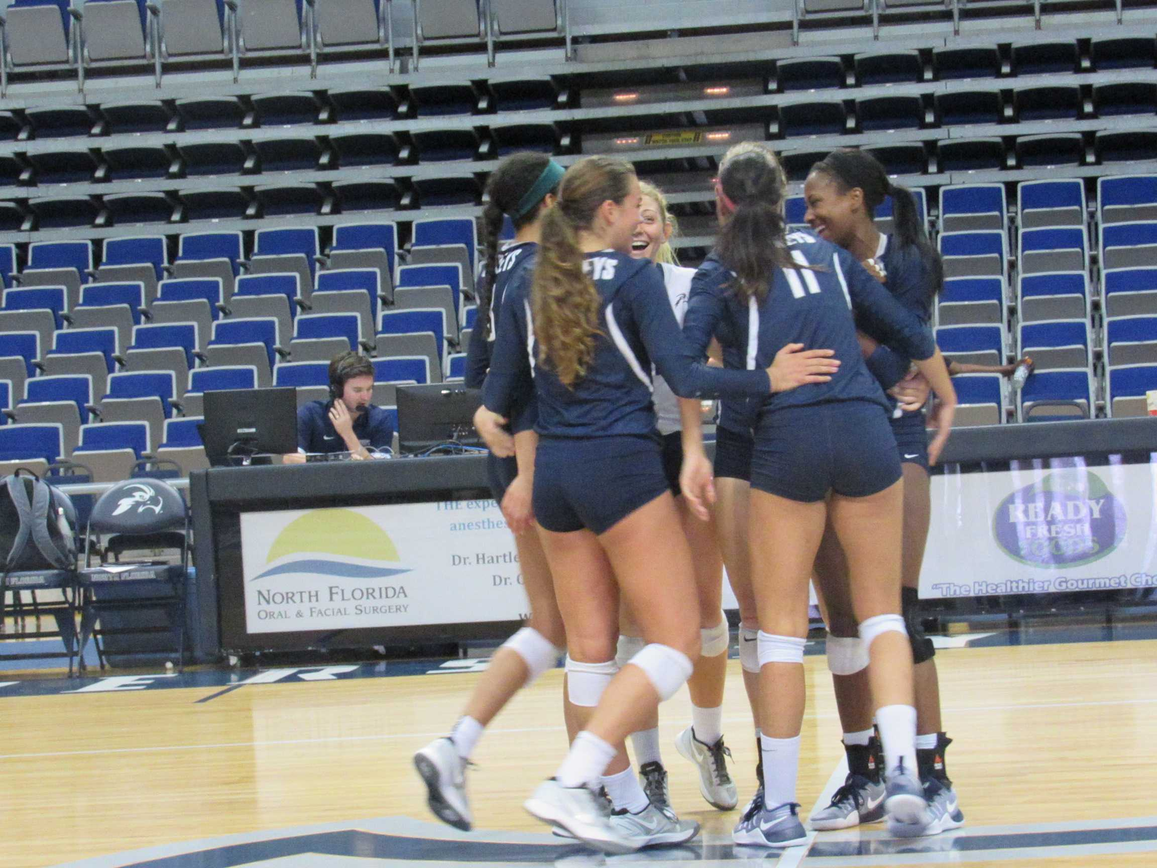 Ospreys soar on the road with two ASUN sweeps