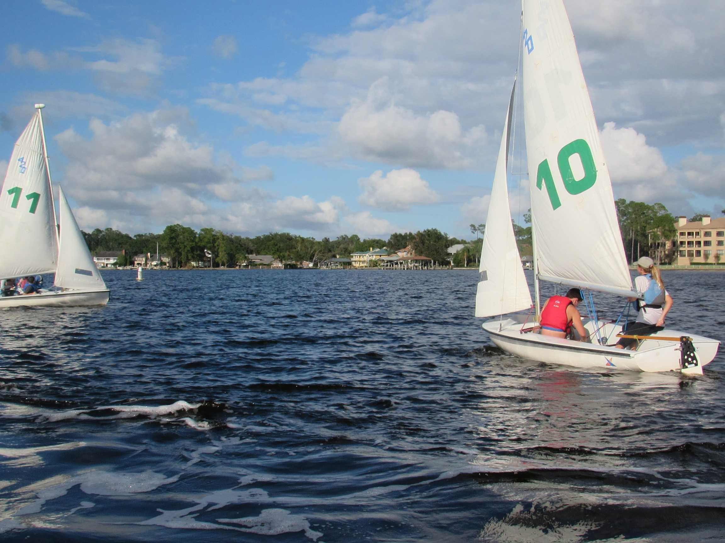 Insider: Sailing with the UNF Sailing Club