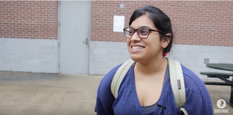 Man on the street: Students react to Hurricane Matthew