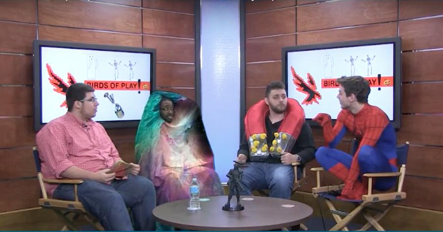Birds of Play Episode 11: Halloween Hijinks