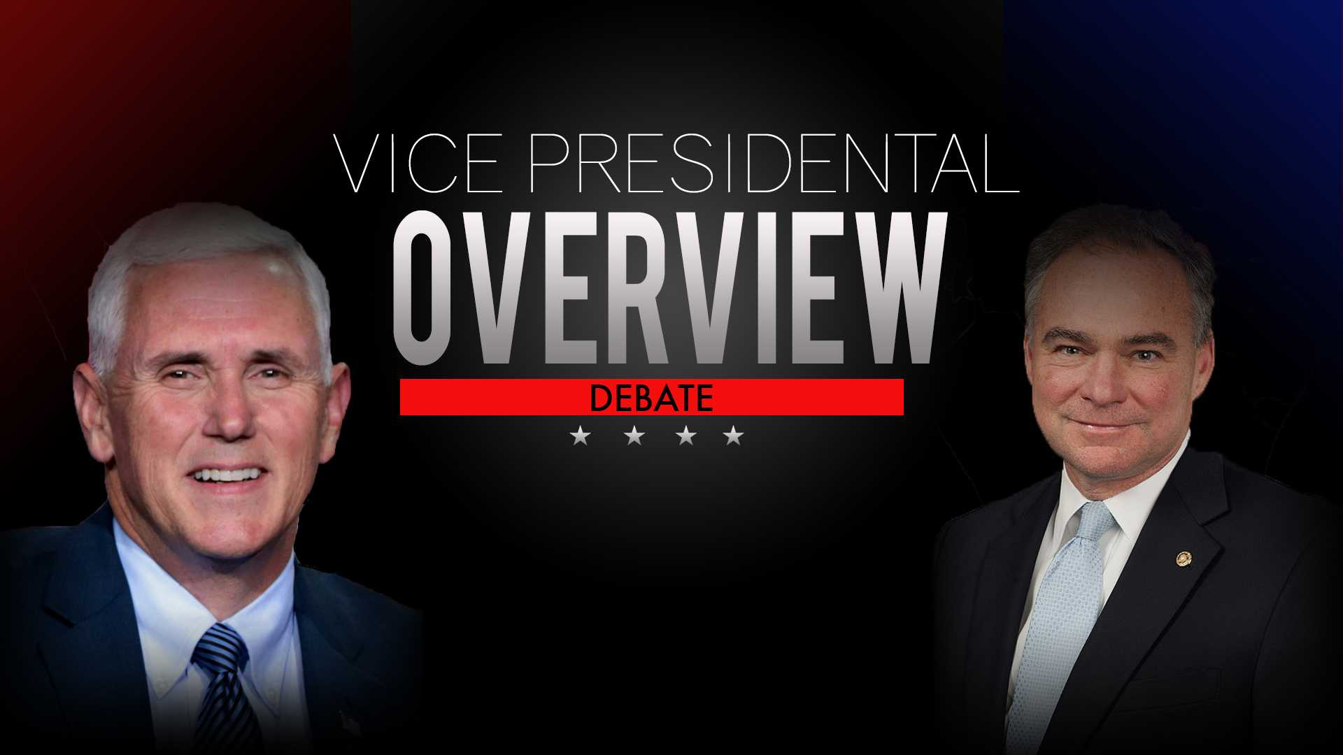 Debate Recap: Vying for the vice presidency