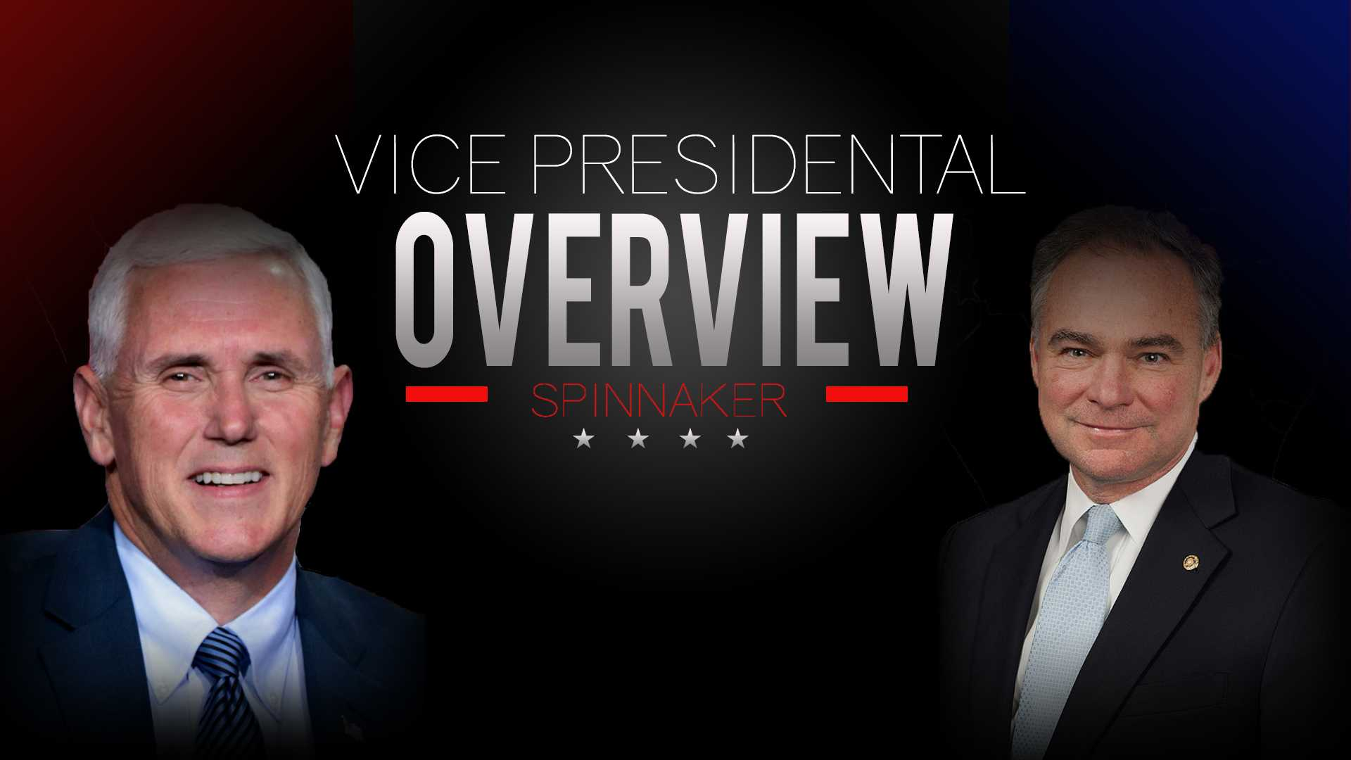 2016 Vice Presidential candidates: an overview
