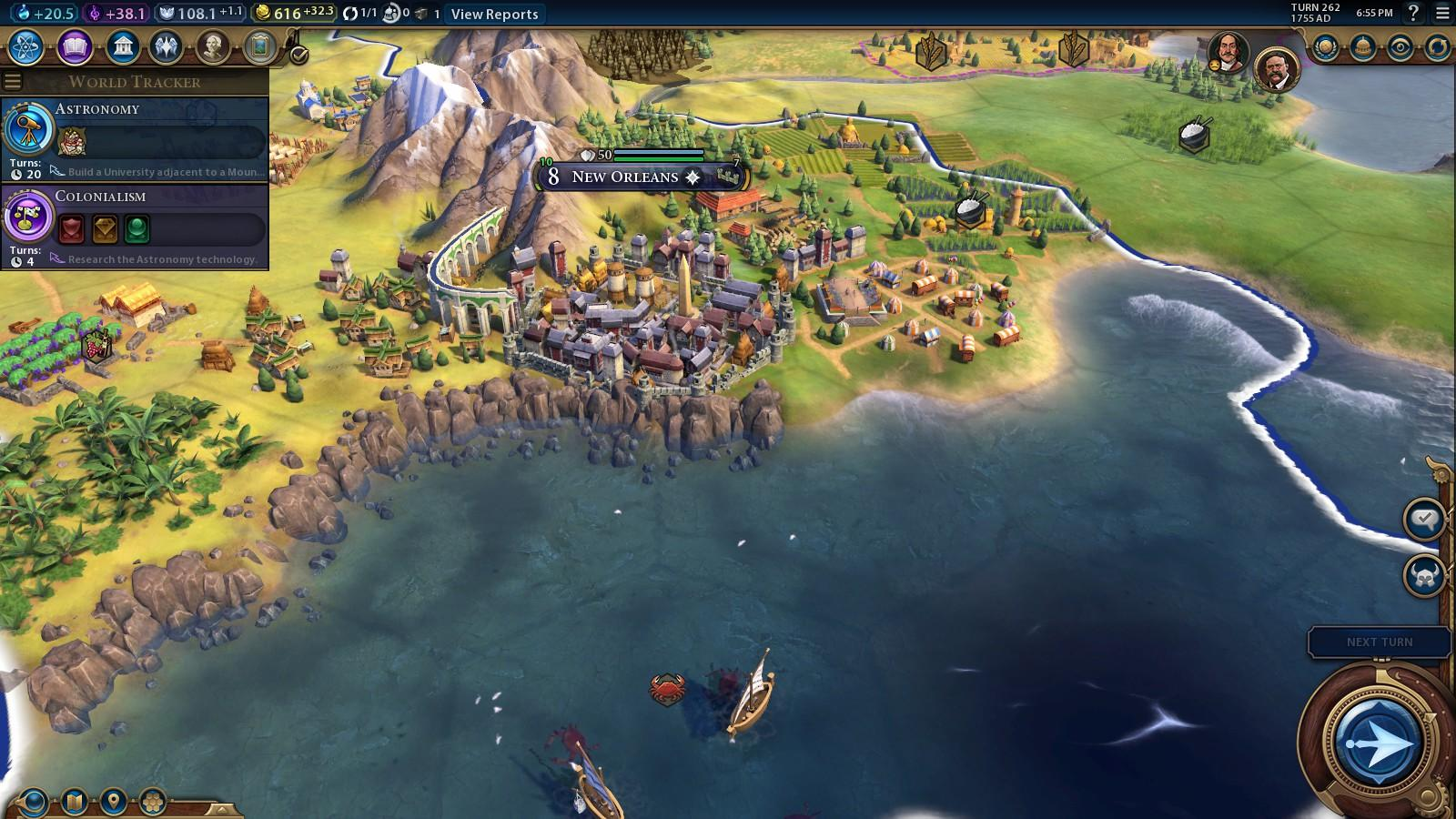 Civilization VI: 'A fantastic game'