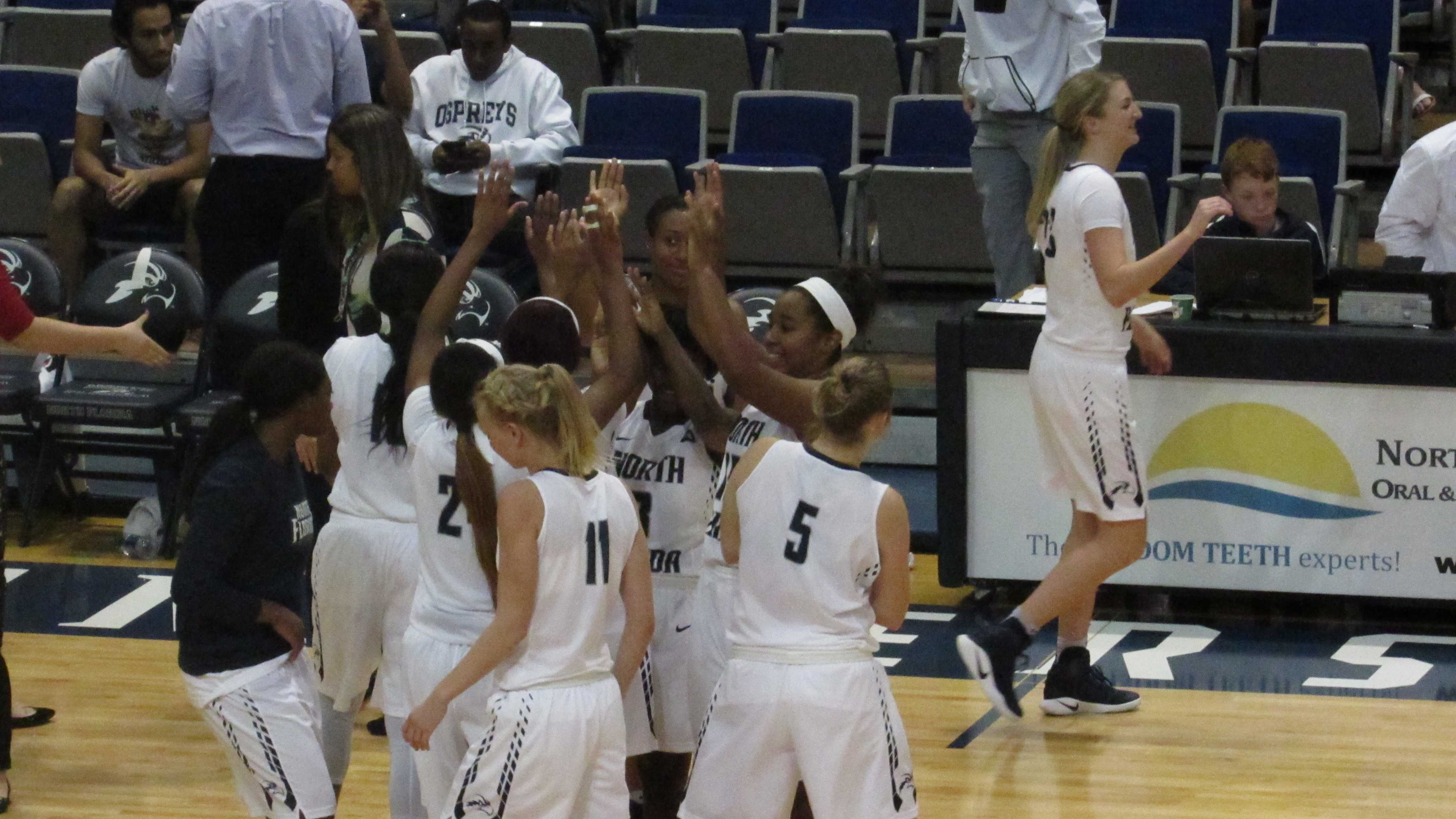 Ospreys outlast the Owls in double overtime