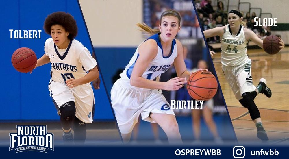 Basketball signs six new Ospreys