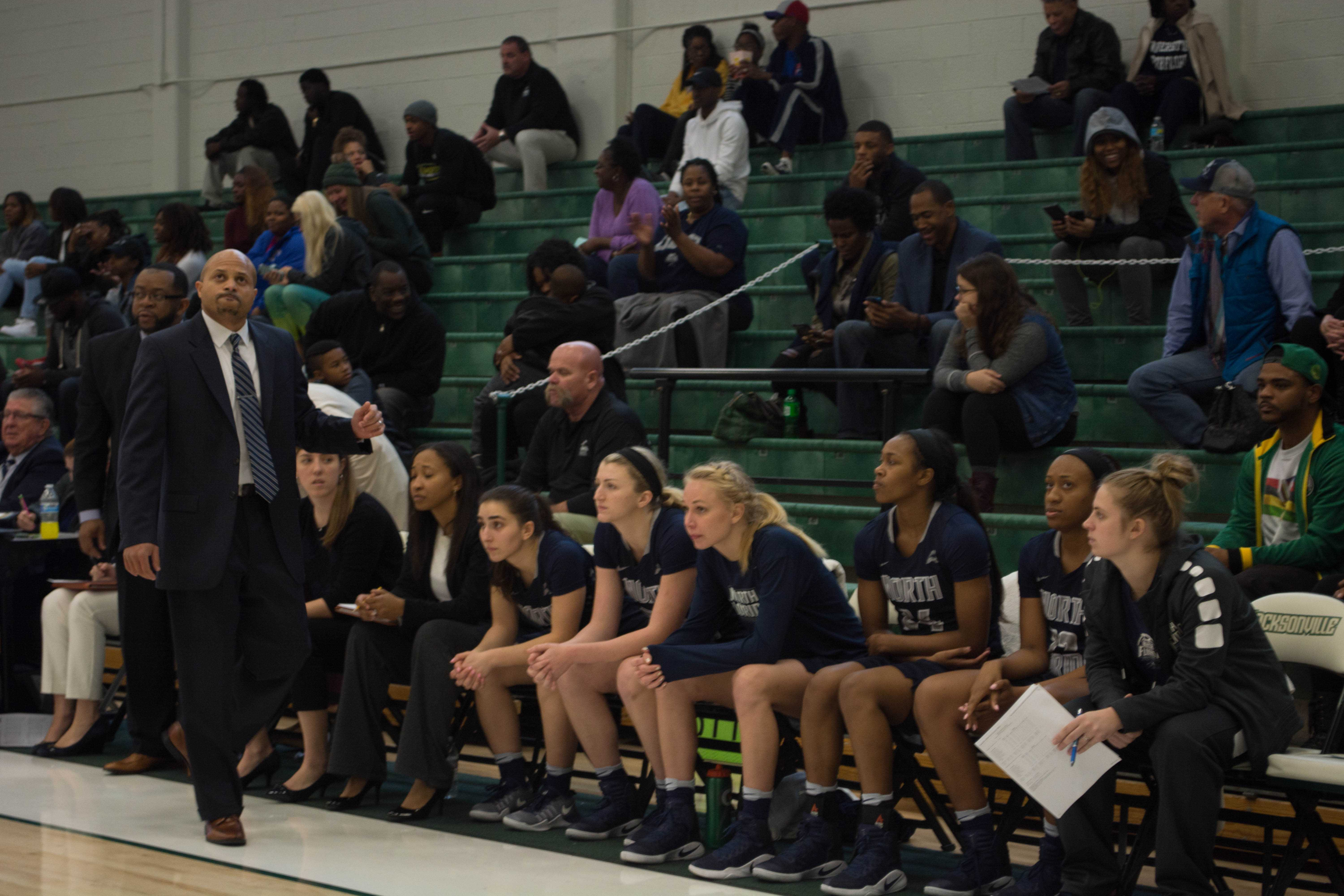 UNF women's basketball falls in part one of River City Rumble