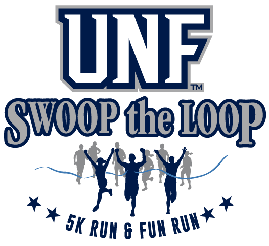 UNF Swoop the Loop. <I>Courtesy of UNF</I>