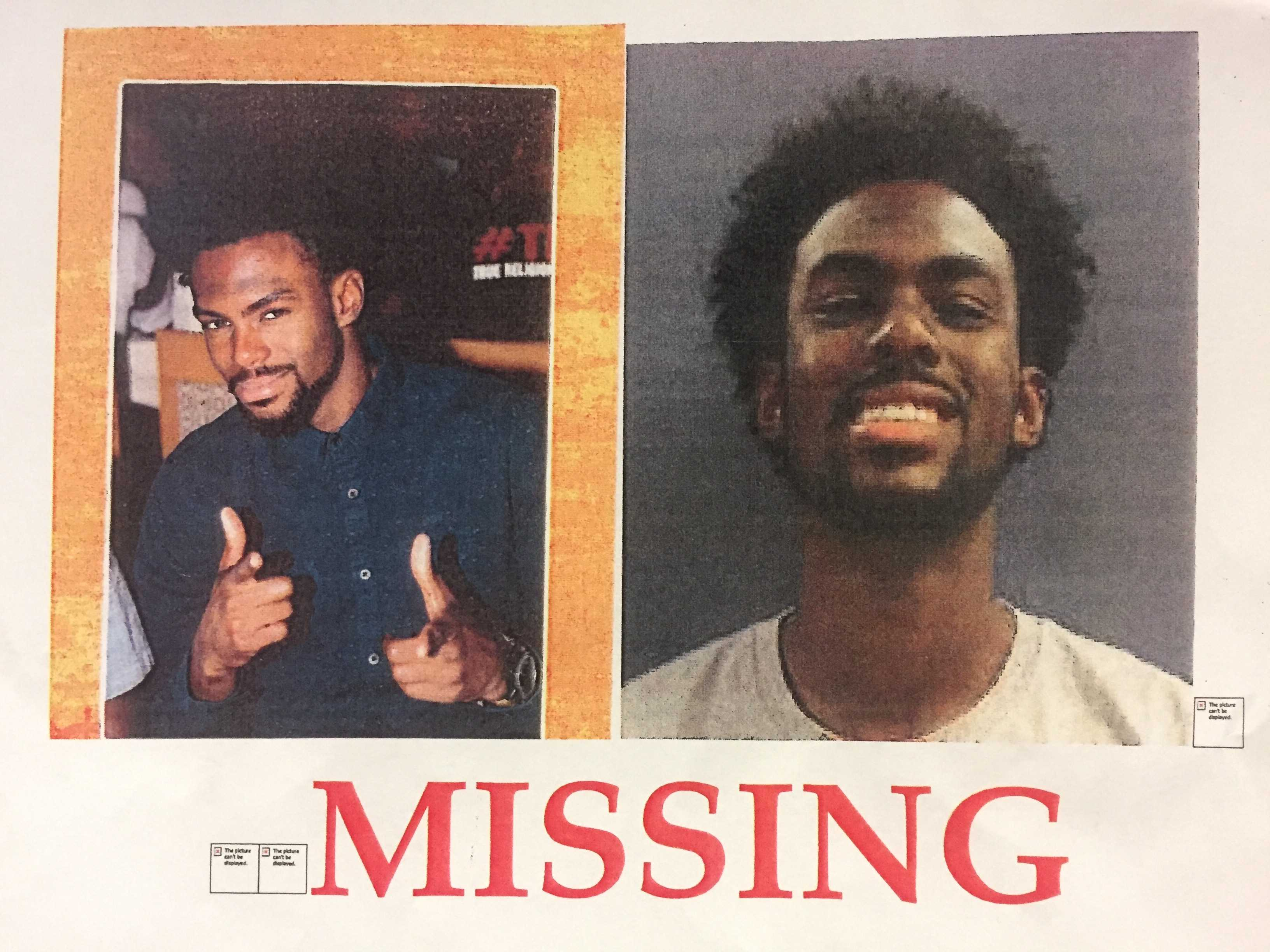 Police search dumpster for missing UNF student; family and friends speak out