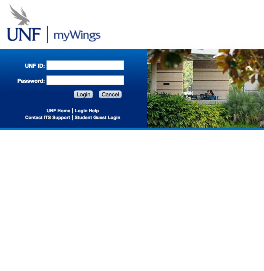 UPDATE: Issues resolved after UNF experiences network problems