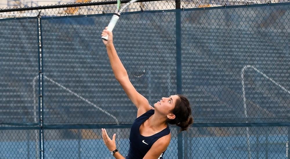 Irina Karangozishvili Photo courtesy of UNF Athletics