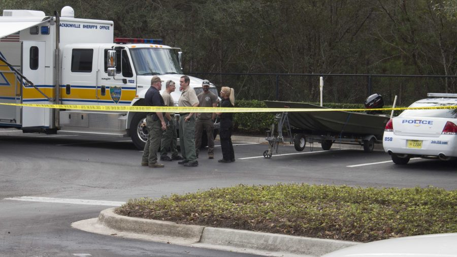 Officers searching forested area for missing UNF student