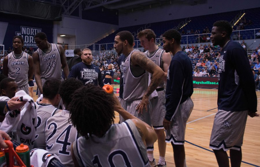 A glimpse at the Osprey's potential starting five