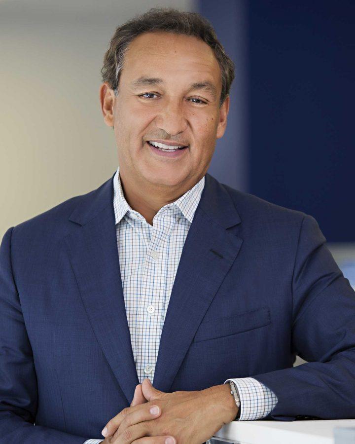 Oscar Munoz. Photo courtesy United Airlines