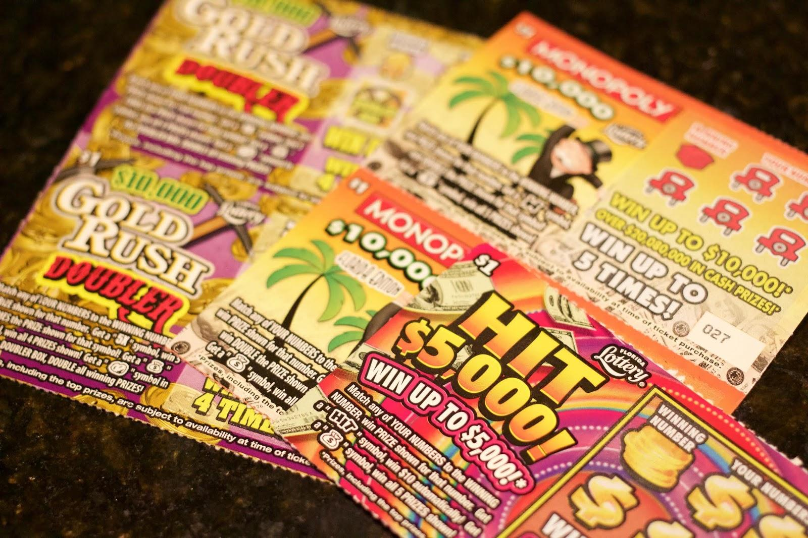 College students and scratch-off tickets: Is it worth the chance?