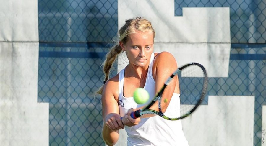 UNF tennis wins ASUN play 2-0