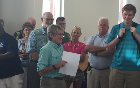 Campus recreation director says farewell after 35 years