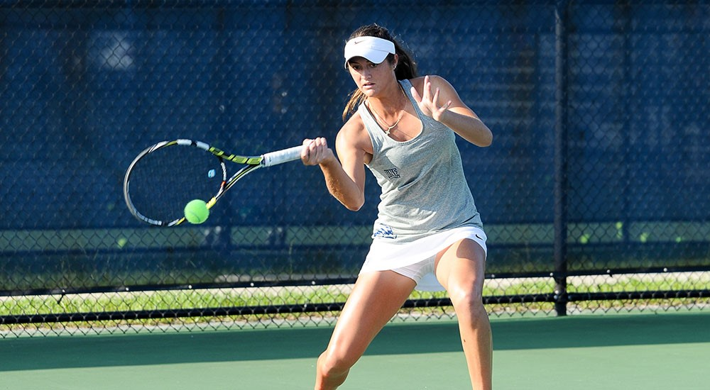 UNF Women's Tennis Team to face South Carolina in NCAA's