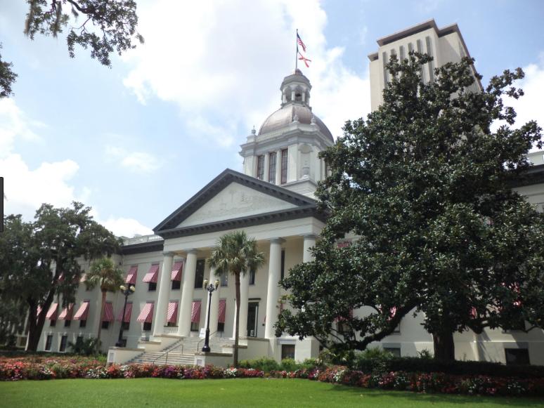 The Florida Statehouse. Photo Courtesy of Wikipedia Commons.