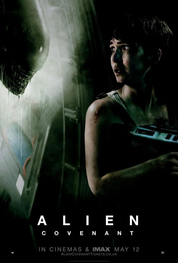 'Alien: Covenant' bursts into the franchise's top 3