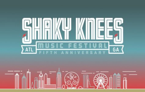 Spinnaker does Shaky Knees: Saturday, May 13th recap