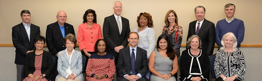 Meet the UNF Presidential Search Committee