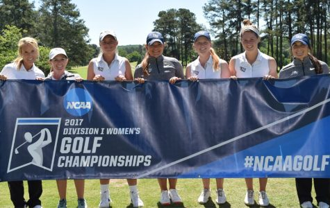 Women's golf ends their season at NCAA Tournament